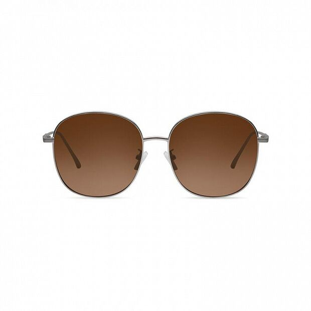 Xiaomi Matter Wave Metal Square Fashion Sunglasses (Brown)