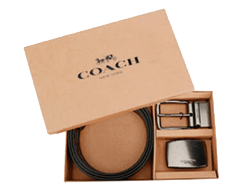 Xiaomi Coach Belt Boxed Business (Brown)